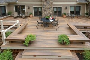 deck design San Antonio